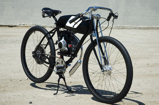 Мопед от Derringer Cycles