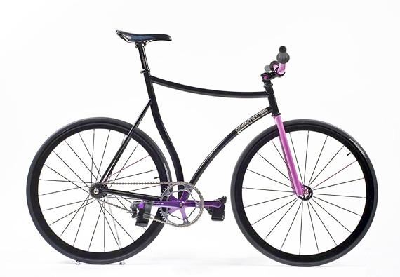 Fixed gear трековый стальной велосипед Geekhouse