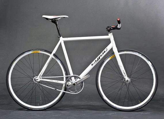 Fixed gear трековый стальной велосипед Cyfac