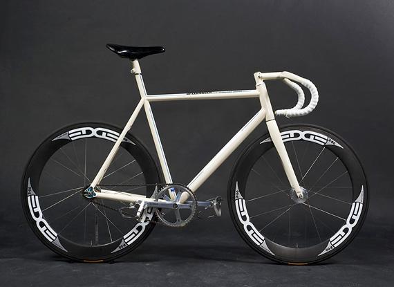 Fixed gear трековый стальной велосипед Speedvagen