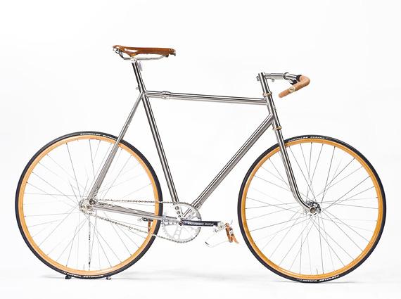 Fixed gear трековый стальной велосипед