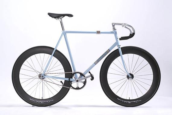Fixed gear трековый стальной велосипед Townsend