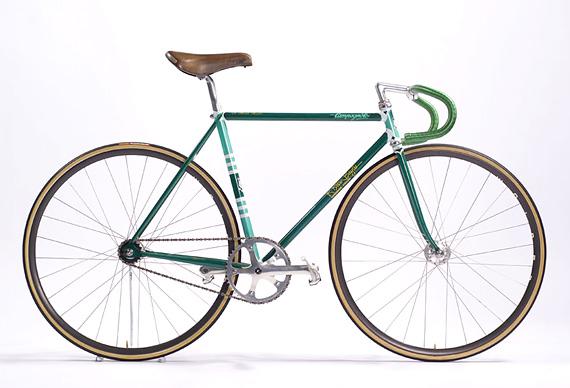 Fixed gear трековый стальной велосипед Bayliss