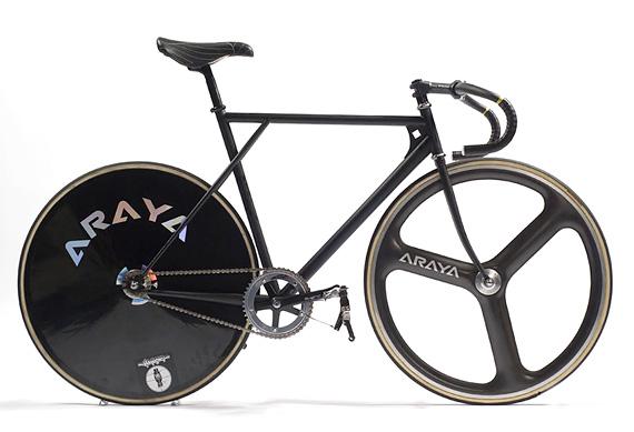 Fixed gear трековый стальной велосипед Brokeland