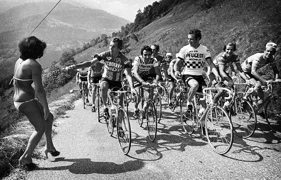 Смешная вело-фотография