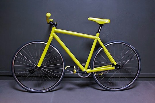 Fixed gear велосипед