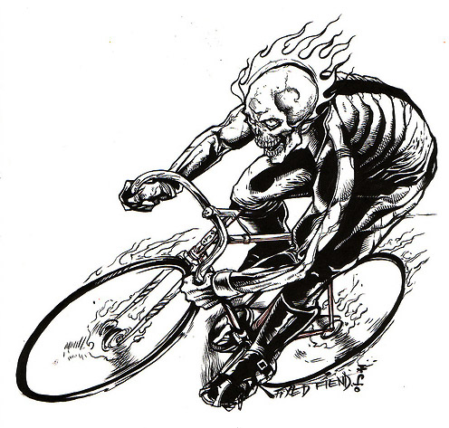 Fixed gear demon