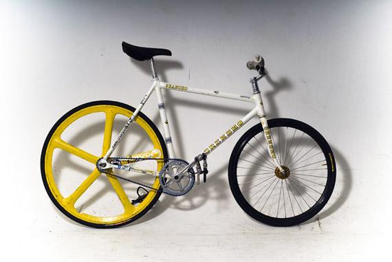 Уродский fixed gear велоспиед 3Rensho.