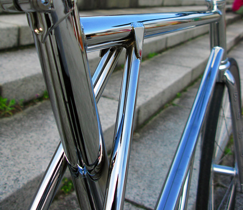 Starfuckers Xenon Fixed Gear велосипед, рама и вилка