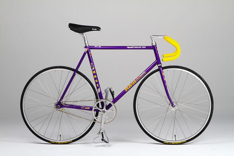 Fixed gear велосипед на раме Masi 3Volumetrica Pista, из магазина Fixie.Ru